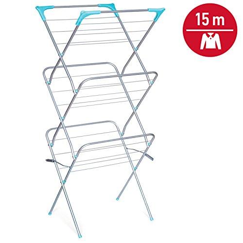 artmoon-victoria-sechoir-a-linge-a-poser-en-acier-pliable-3-niveaux-15m-detendage