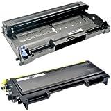 Logic-Seek - Tóner para impresoras Brother TN-2005 (3500 páginas), color negro, color 5. 1x TN2005 + DR2005