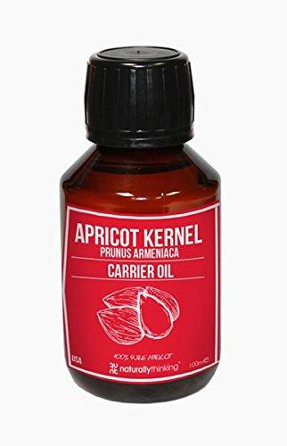 Apricot kernel Träger Öl 100ml