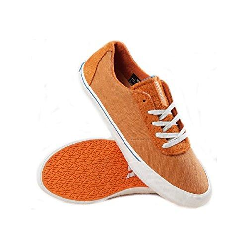 Supra Cuttler Low Schuhe Orange