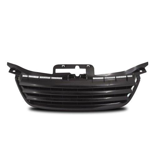 Preisvergleich Produktbild Kühlergrill - 1T1853653JOE - Sportgrill, ohne Emblem, schwarz passend für VW Touran 3/03 - 9/06, Caddy ab 2004
