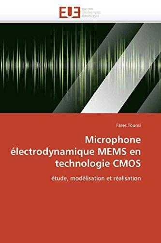 Microphone électrodynamique mems en technologie cmos par Fares Tounsi