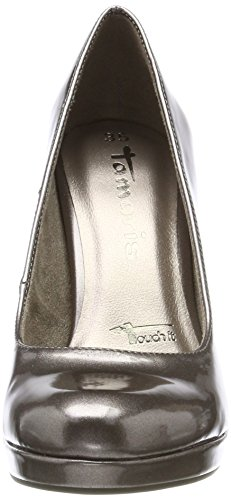 Tamaris Damen 22426 Pumps Silber