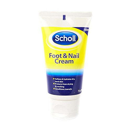Scholl Foot and Nail Cream 75g
