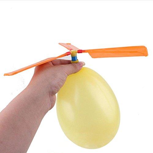 2018 Honestyi Matschig Spielzeug,Ballon Hubschrauber Fliegen Spielzeug Kind Geburtstag Xmas Party Tasche Strumpf Füller Geschenk