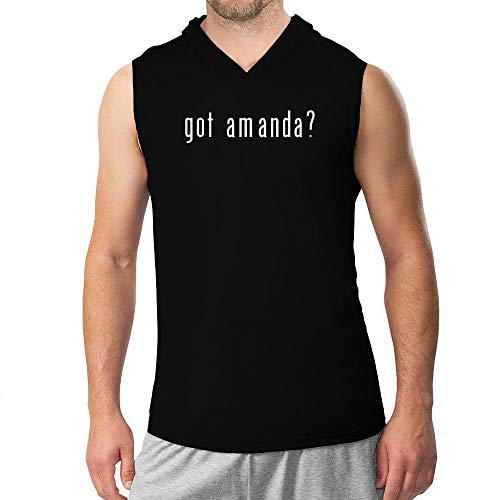 Amanda Tank Top (Idakoos Got Amanda? Linear Kapuze ärmelloses T-Shirt M)