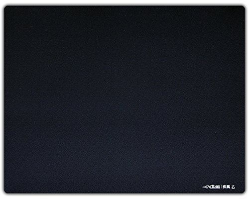 Preisvergleich Produktbild Hayate Otsu Samurai Mauspad, mittelweich, Größe L, Violett, Gaming-Mauspad, hergestellt in Japan