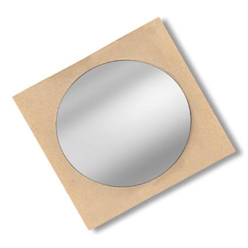 """TapeCase 850S Circle, 5,08 cm (2"""") 100 pellicola di poliestere, convertiti 850S da 3 m, diametro cerchio (2 5,08 cm (Confezione da 100)"""