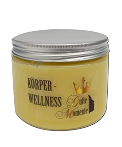 Dufte Momente Peeling Wellness - Honig - Orange 500gr
