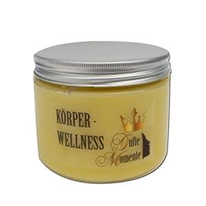 Dufte Momente Peeling Wellness – Honig – Orange 500gr