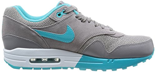 Nike Air Max 1, Chaussures de running femme Multicolore (Light Ash/Dsty Cactus/Pr Pltnm)