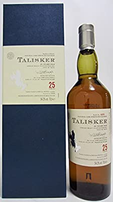 Talisker - Natural Cask Strength - 1983 25 year old
