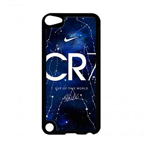 Cristiano Ronaldo Real Madrid Fußballer Schutzhülle Schutzhülle für iPod Touch 6th, CR7Cristiano Ronaldo Deckung Fall, iPod Touch 6th CR7Cool Schutzhülle Case Coole Ipod-fall