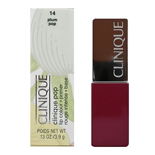 Clinique Rossetto, Pop Lip Color, 3.9 gr, 14-Plum Pop