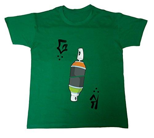 Everyday Thing -  T-shirt - Uomo Green Large