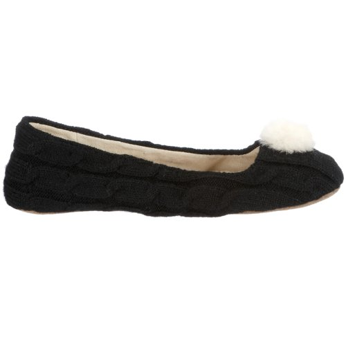 UGG 5731 Nightengale, Pantofole donna Nero (Schwarz (black))