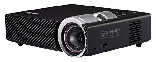 Asus B1M LED-Beamer (WXGA, Kontrast 3500:1, 1280 x 800 Pixel, 700 ANSI Lumen, HDMI, USB)