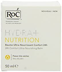 RoC Hydra Plus Nutrition 24 Hours Comfort Ultra Nourishing Balm 50ml