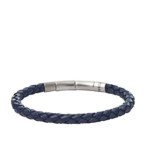 Milano Leder-armband (Fossil Herren- Armband JF01908040)