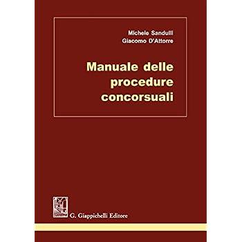Manuale Delle Procedure Concorsuali