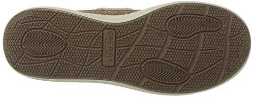 Sperry Gamefish Boat Shoe Dark Tan