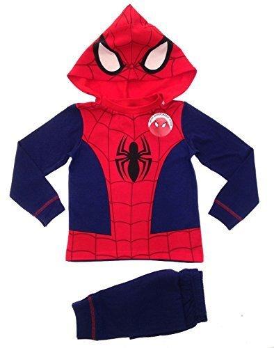 set-per-travestimento-per-bambini-utilizzabile-anche-come-pigiama-diversi-modelli-superman-spiderman