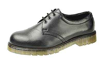 Mens GRAFTER Safety Shoes. Safety Toe Cap Air Cushion Sole