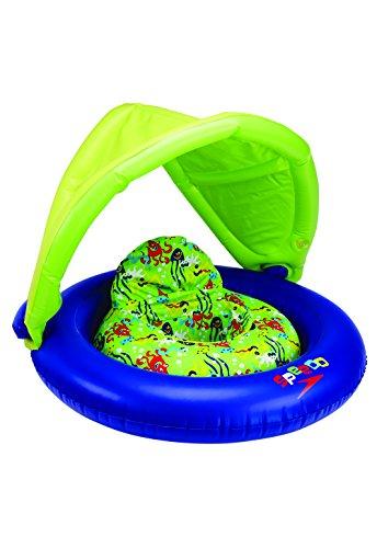 Speedo Kids 'beginnen zu schwimmen Stoff Baby Cruiser mit Dach, unisex, New Blue