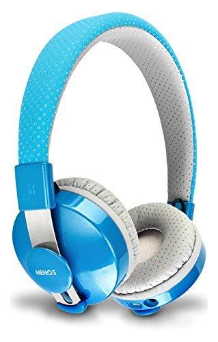 Cuffie Wireless Bluetooth per bambini leggero Premium Auricolari Audio per bambini uso per Smartphone e Tablet da nenos