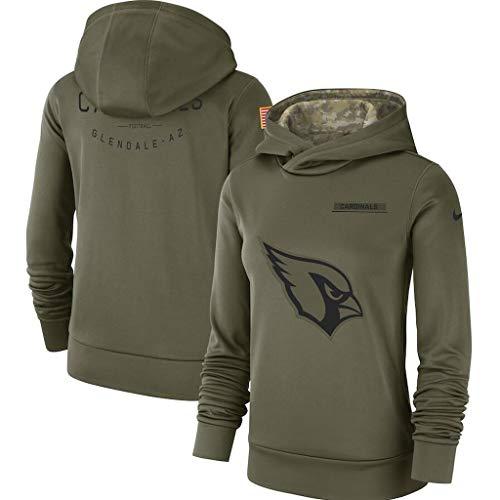 ng Anzug Langarm-Pullover Arizona Cardinals Fitness-Kleidung ausgeführt ()