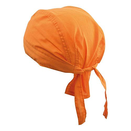 na Hat | Kopftuch, one Size, orange ()