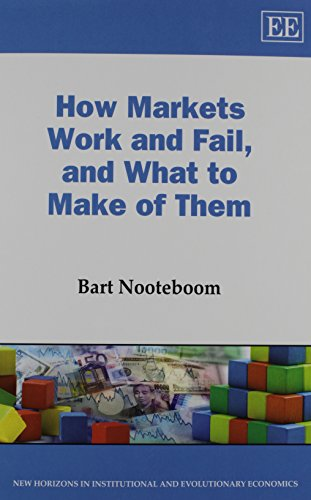 How Markets Work and Fail, and What to Make of Them (New Horizons in Institutional and Evolutionary Economics) (How Markets Fail)