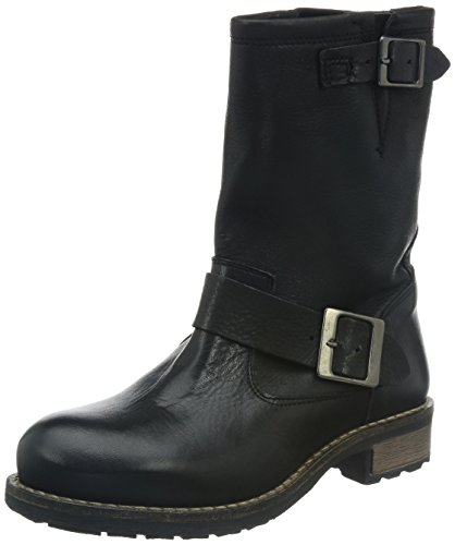 Buffalo  London,  Stivali donna Nero (nero (black 01))