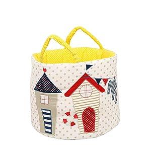 ★ Ø35 Maxi Spielzeug-Tasche, Aufbewahrungsbox: STRAND ★