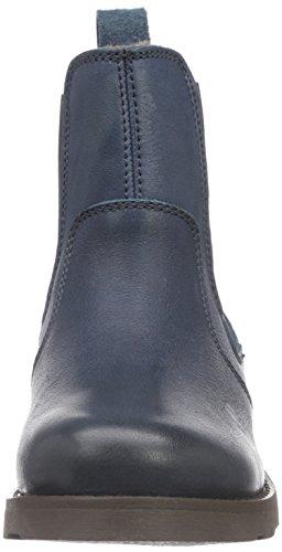 Bisgaard TEX Unisex-Kinder Chelsea Boots Blau (25 Jeans)