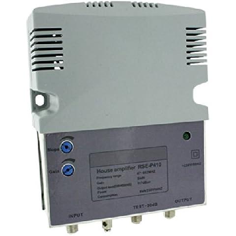 ElectroDH - Amplificador Para Antena Comunitaria.