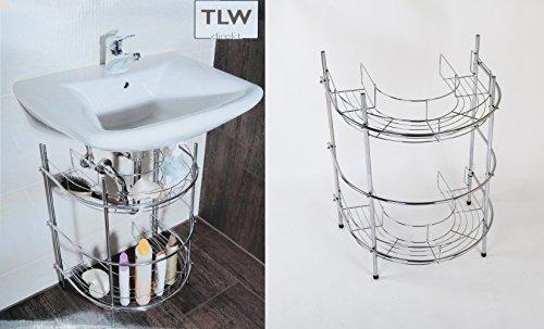 TLW direkt 7568 Waschtischregal