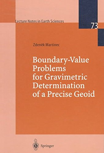[(Boundary-Value Problems for Gravimetric Determination of a Precise Geoid)] [By (author) Zdenek Martinec] published on (September, 1998)