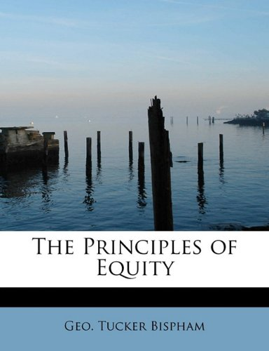 The Principles of Equity