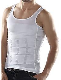 Zarlena Körperformendes Bauchweg BodyShaper Unterhemd Kompressionsunterhemd