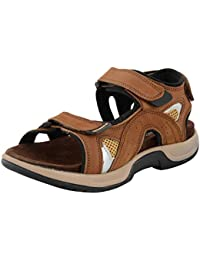 STYLINO Men's Leather Floaters