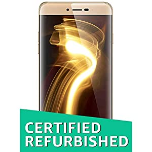 (CERTIFIED REFURBISHED) Coolpad Note 3S (Gold, 32GB)