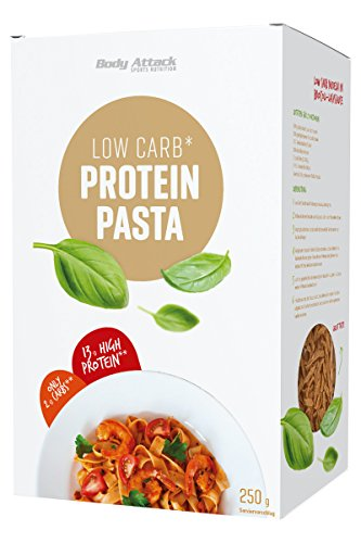Low Carb-Protein Pasta (Protein Pasta)