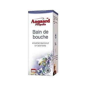 Aagaard - Bain de bouche - extrait liquide 50 ml - Un hygiène de la bouche parfaite