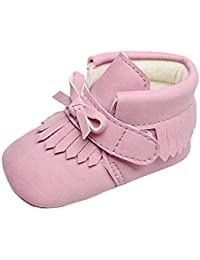 Bebe Zapatos 0 a18 meses Recien Nacido Niña Niño Zapatillas Patrón de Pata de Dibujos Animados Primeros Pasos de Antideslizante