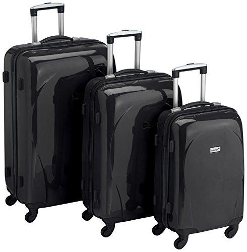 Packenger Valises 103-003-05 Noir 96 L