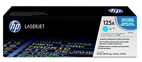 HP 125A (CB541A) Blau Original Toner für HP Color Laserjet CP1215, CP1515,...