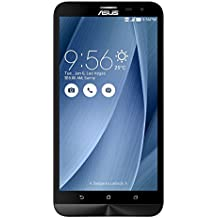 "ASUS ZenFone 2 Laser ZE601KL - Smartphone Android de 6"" (Full HD, cámara 13 Mp, 32 GB, Octa-Core 1.7 GHz, 3 GB RAM, dual SIM), color plata"