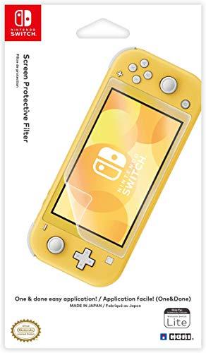 Hori - Protector de pantalla (Nintendo Switch Lite)