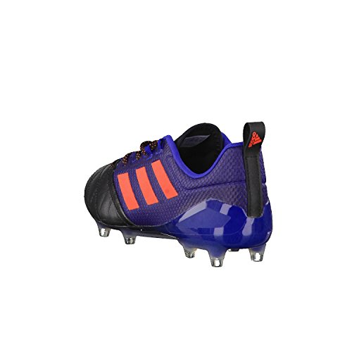 adidas Ace 17.1 Fg, Chaussures de Football Homme Bleu (Mystery Ink/easy Coral/core Black)
